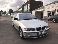 BMW 320i 4 DOOR SALOON+SKODA RENAULT PEUGEOT CITROEN SUZUKI VW GOLF A3 S40 JAZZ VAUXHALL FORD ESTATE