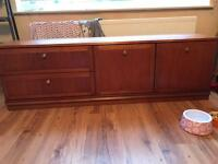 Unit two drawers and two door cupboard