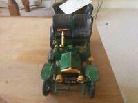 Franklin Mint . Rolls Royce 1902 . Bently bolwer 1929