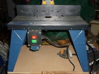 Router table by Power craft