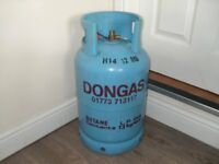 gas bottle 13kg empty ,useful for exchange for full bottle,only £5
