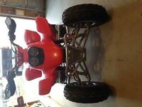 Mint shape 2001 Honda 400ex