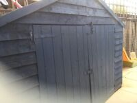 Apex shed 5.5ft x7ft