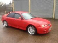 2002 mg zt 190 2.5 v6 full mot only 60k