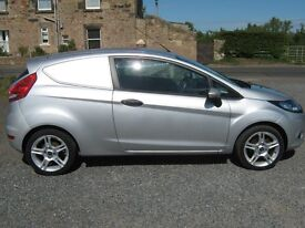 ford fiesta trend van 2011 reg full history mint condition inside and out