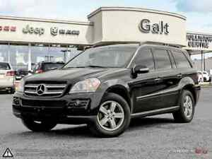 2008 Mercedes-Benz GL-Class LOCAL TRADE | CERTIFIED LUXURY SUV |