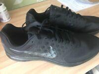 Nike Downshifter 7 All Black