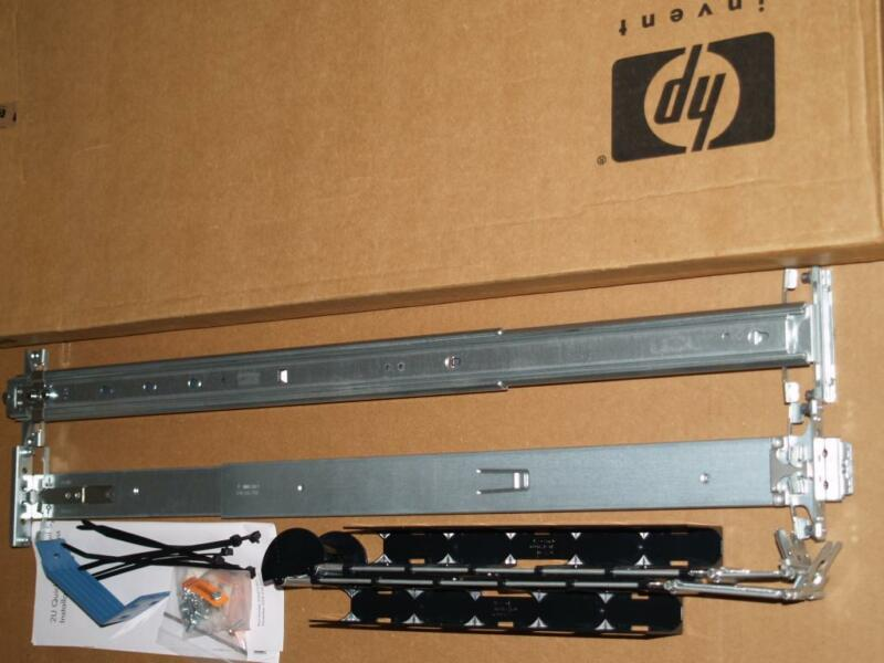 HP Rack Rail Kit (Complete) for Integrity RX2800 i2 Server AM227A