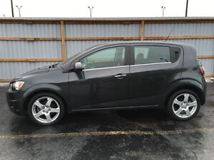 2014 Chevrolet Sonic LT/REMOTE START/HEATED SEATS/BLUETOOTH