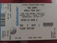 The vamps x 2 belfast