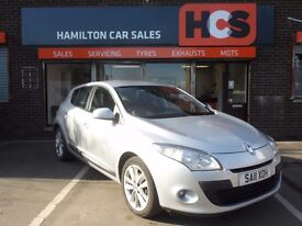 Renault Megane 1.5dCi - VERY LOW MILES - 1 yr MOT, Warranty & AA Cover.