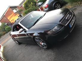 2004 Audi S4 Quattro Cabriolet Auto Fully Loaded