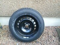 Brand new spare tyre for Dacia Sandero