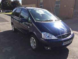 !!!! 55 FORD GALAXY 1.9 TDI 115BHP 6 SPEED OPEN TO OFFERS PX SWAPS !!!!