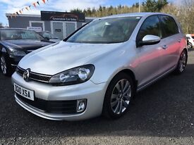 2010 Volkswagen Golf GTD, 12 MONTHS WARRANTY, Finance Available