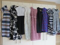 Maternity dresses - size 14
