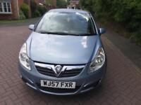 Vauxhall Corsa 1.3 Diesel Low Mileage 12 Months MOT £30 Tax