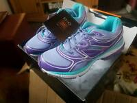 Ladies Bnwt and Box Karrimor size 6.5 uk ladies running trail Trainers grab a bargain