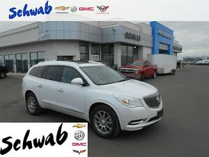 2016 Buick Enclave Intellilink, Bucket Seats, Rearview Camera