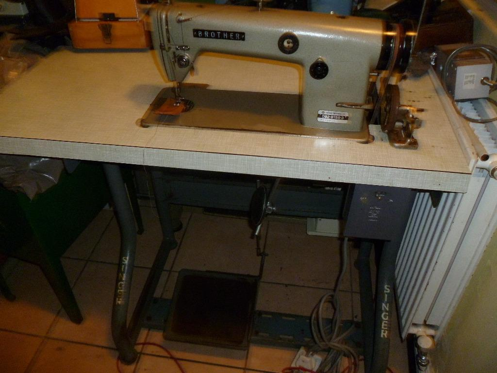 sewing machine for denim and leather