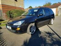 Ford focus estate automatic 1.6 petrol 81.123 low milage