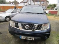 Nissan Navara Pick Up Truck 2.5 Turbo Diesel **AUTOMATIC & SERVICE HISTORY**