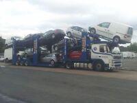 CAR / MACHINERY TRANSPORT - ENGLAND, SCOTLAND, WALES, IRELAND