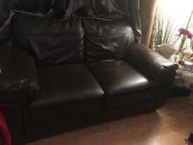 Two seater sofa very good condition
