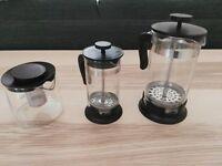 Coffe -tea market set