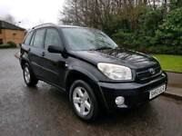 2003 53 TOYOTA RAV 4 2.0 XT3 5 DOOR * ONE OWNER * 4 WHEEL DRIVE *