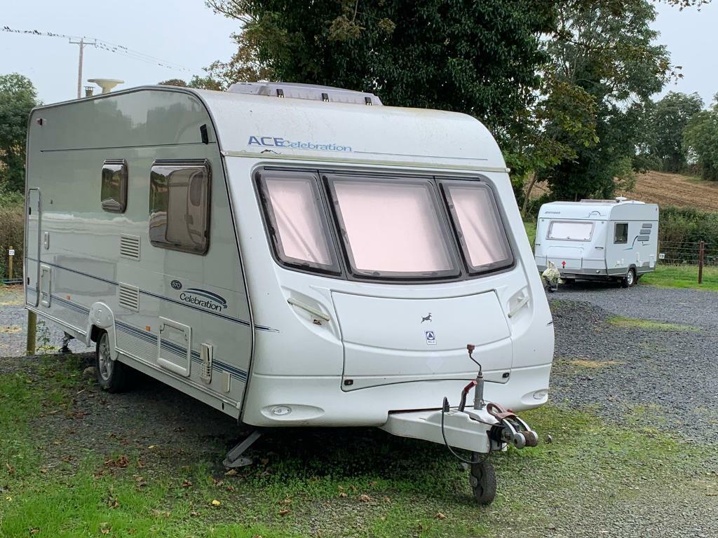 6 berth caravan for sale excellent condition single axle ...