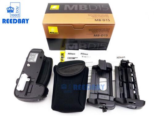 MB-D15 Multi-Power Battery Pack Grip for Nikon D7200 D7100 EN- EL15 & A USA