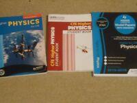 CfE higher Physics books