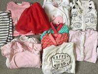 NEXT baby clothes girls up to 1 month x
