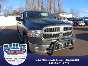 2015 Ram 1500 ST! 4X4! Alloy! Trade In! Save!