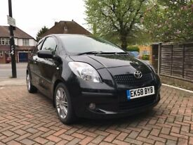 Toyota Yaris SR 1.3 petrol Automatic 3 door
