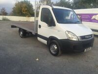 2011 iveco flatbed 2.5 td eco drives like new 1 owner truck