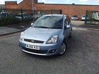 Ford Fiesta 1.4 TDCi Ghia 5dr LONG MOT-ONLY 1 KEEPER