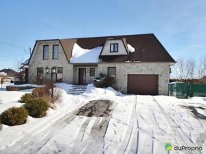 548 000$ - Maison 2 étages à vendre à Longueuil (St-Hubert)