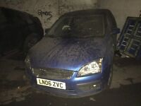 Ford Focus sport, category C salvage