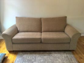 Next 3 seater settee in very good condition.