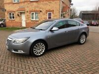 VAUXHALL INSIGNIA ELITE NAV, FULL HEATED LEATHER, SAT NAV, CRUISE, USB, AUX,EXCELLENT CONDITION