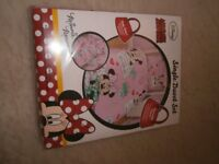 Minnie mouse brand new duvet set