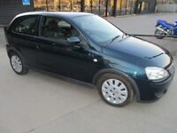 Vauxhall Corsa 1.2 Design Pearl Blue. 97k miles. Outstanding condition, Alloy wheels.