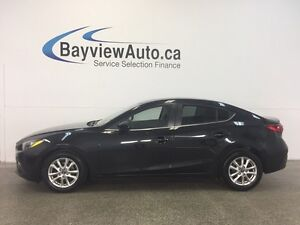 2014 Mazda Mazda3 GS- SUNROOF! HEATED SEATS! REV CAM! SKYACTIV!