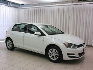2015 Volkswagen Golf VW CERTIFIED! 1.8L TSi Turbo! Alloy Wheels,