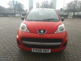 Peugeot 107 in great condition and incredibly economic