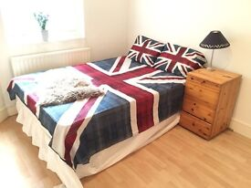 Double room, Marylebone, Baker Street, Regent's Park, Oxford Street, central London, zone 1