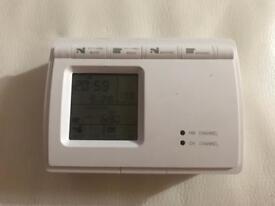 Digital Programmer Boiler Central Heating & Hot Water