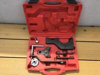 Neilsen CT3584 VW T5 Timing Setting Locking Tool Set Kit Touareg Phaeton 5 & 10 Cylinder 04-14